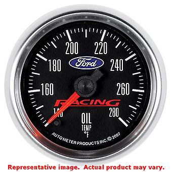 Auto Meter Ford Racing 880079 2-1/16 Gauge in bereik: 140-280 F Fits: UNIVERSAL 0