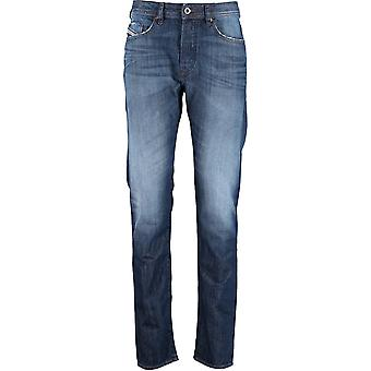 Diesel Buster 838B Jeans 0838B Tapered Leg Regular Fit