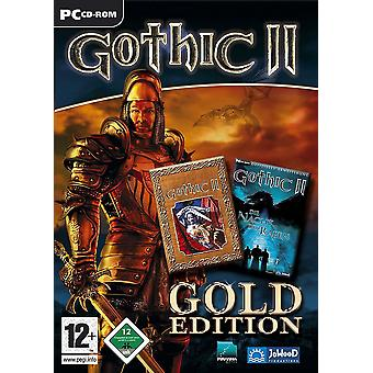 Gothic 2 Gold Edition PC CD spil