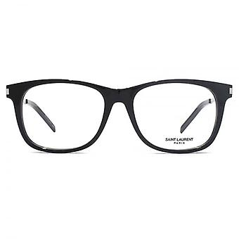 Saint Laurent SL 26 Glasses In Black
