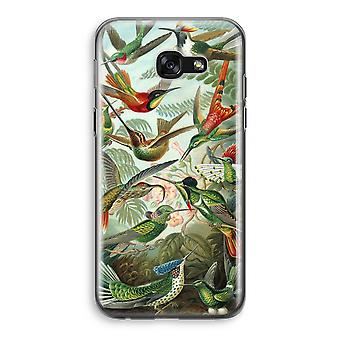 Samsung Galaxy A5 (2017) transparentes Gehäuse (Soft) - Haeckel Trochilidae