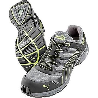 Safety shoes S1P Size: 39 Black, Grey, Yellow PUMA Safety FUSE MOTION GREEN LOW HRO SRA 642520 1 pair