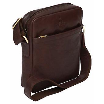 Luxury Genuine Vintage Style Leather Ipad 10.2