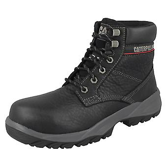 Ladies Caterpillar Steel Toe Boots Dryverse P306996