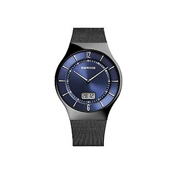 Bering radio controlled collection 51640-227 men's watch