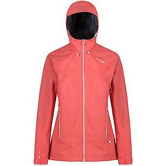 Regatta Womens/Ladies Montegra Waterproof Durable Hooded Jacket Coat