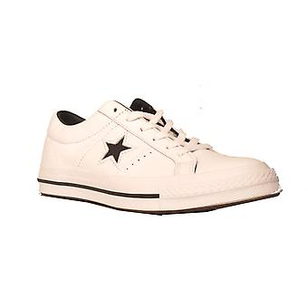 Converse Womens Trainer One Star White
