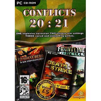 Conflicten 20 21 (PC CD)