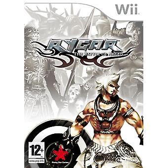 Rygar la bataille d'Argus (Wii)