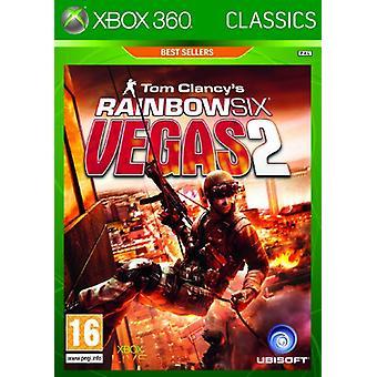 Rainbow Six Vegas 2 - Classics Edition (Xbox 360)
