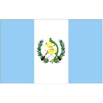 Guatemaltekische Flagge 5 x 3 ft mit Ösen für hängende