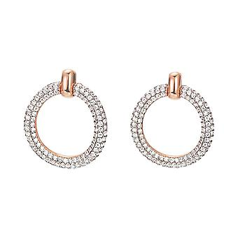 ESPRIT collection ladies earrings silver Rosé Peribess ELER92690A000