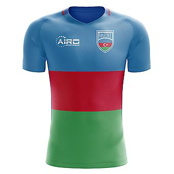 2018-2019 Aserbajdsjan hjem konseptet fotball skjorte (barn)