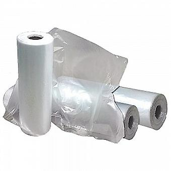Clear Polythene Perforated 42 Inch Covers 3 Rolls