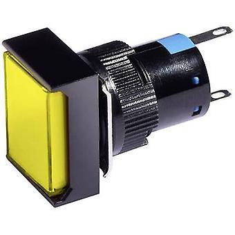 LED ランプ イエロー 24 V DC/AC