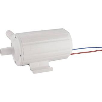 Low voltage impeller pump Barwig 02 1200 l/h 12 V
