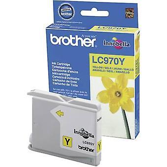 Brother Ink LC-970Y Original Yellow LC970Y