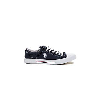 Sneakers Navy Blue Rion Us Polo Man
