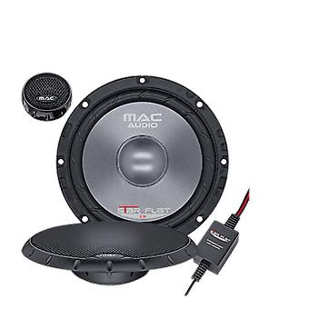 1 pair audio star Mac flat 213, 2 way component system of maximum 280 Watts, new