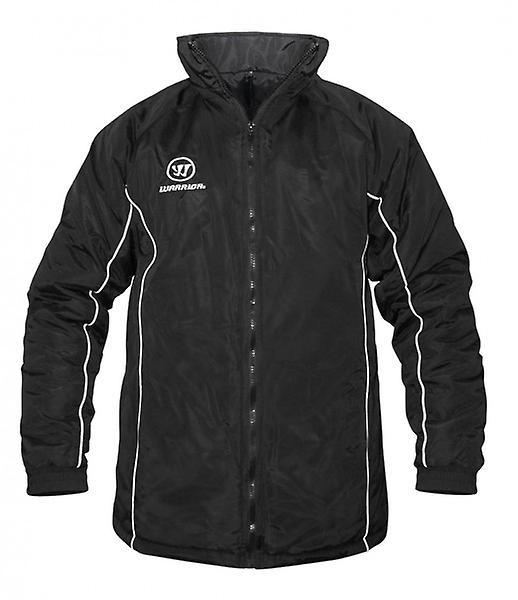 Warrior winter stadium jacket W2 black Senior/Junior