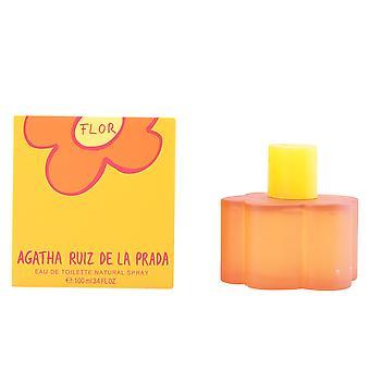 Agatha Ruiz De La Prada Flor Edt Spray 100 Ml For Women