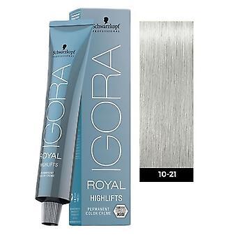 Schwarzkopf Igora Royal Highlifts 10-21 Ultra Blond Ash 60ml