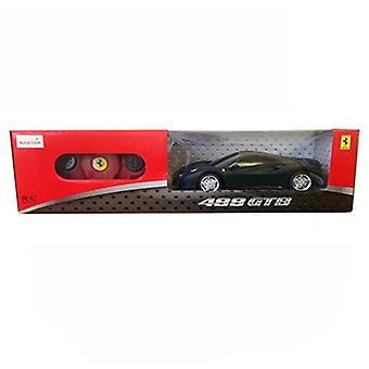 Rastar Ferrari 488 Gtb rádio controle carro 01:24 escala