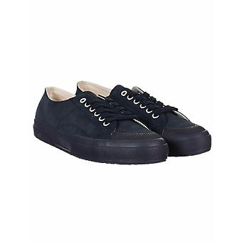 Superga 2390 Suede Cotu Classic Trainers - Full Deep