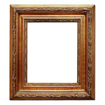 20 x 25 cm eller 8 x 10 tommers foto rammen i gull