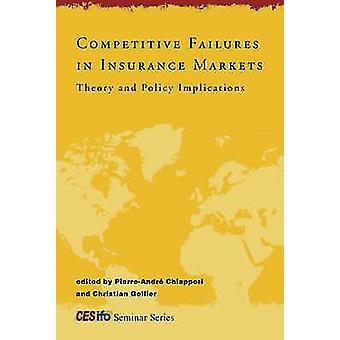 Échecs concurrentiels sur les marchés d'assurance - théorie et politique Implicat