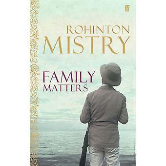 Assuntos de família (principal) por moises Mistry - livro 9780571230556