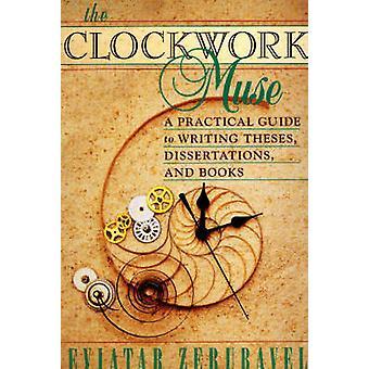 A Dissertatio de Musa - um guia prático para escrita de teses - um relógio