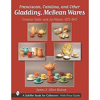 Franciscan - Catalina and Other Gladding - McBean Wares - Ceramic Tabl