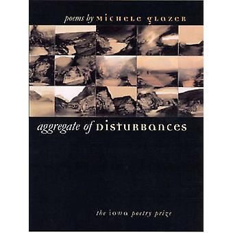 Aggregate of Disturbances - Poems by Michele Glazer by Michele Glazer