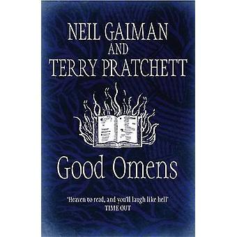 Good Omens by Neil Gaiman - Terry Pratchett - 9781473214712 Book