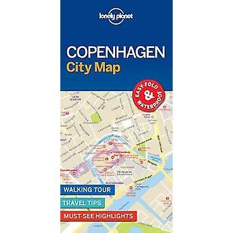 Copenhagen City Map by Copenhagen City Map - 9781787014473 Book