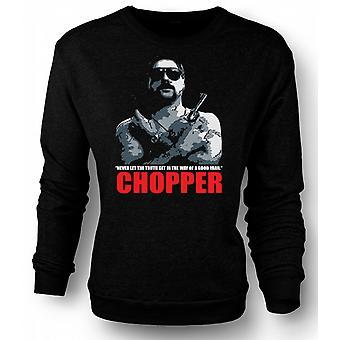 Sweatshirt Chopper - Reid Good Yarn - Movie - Comedy