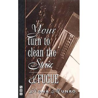 Sua vez de limpar a escada por Rona Munro - livro 9781854592484