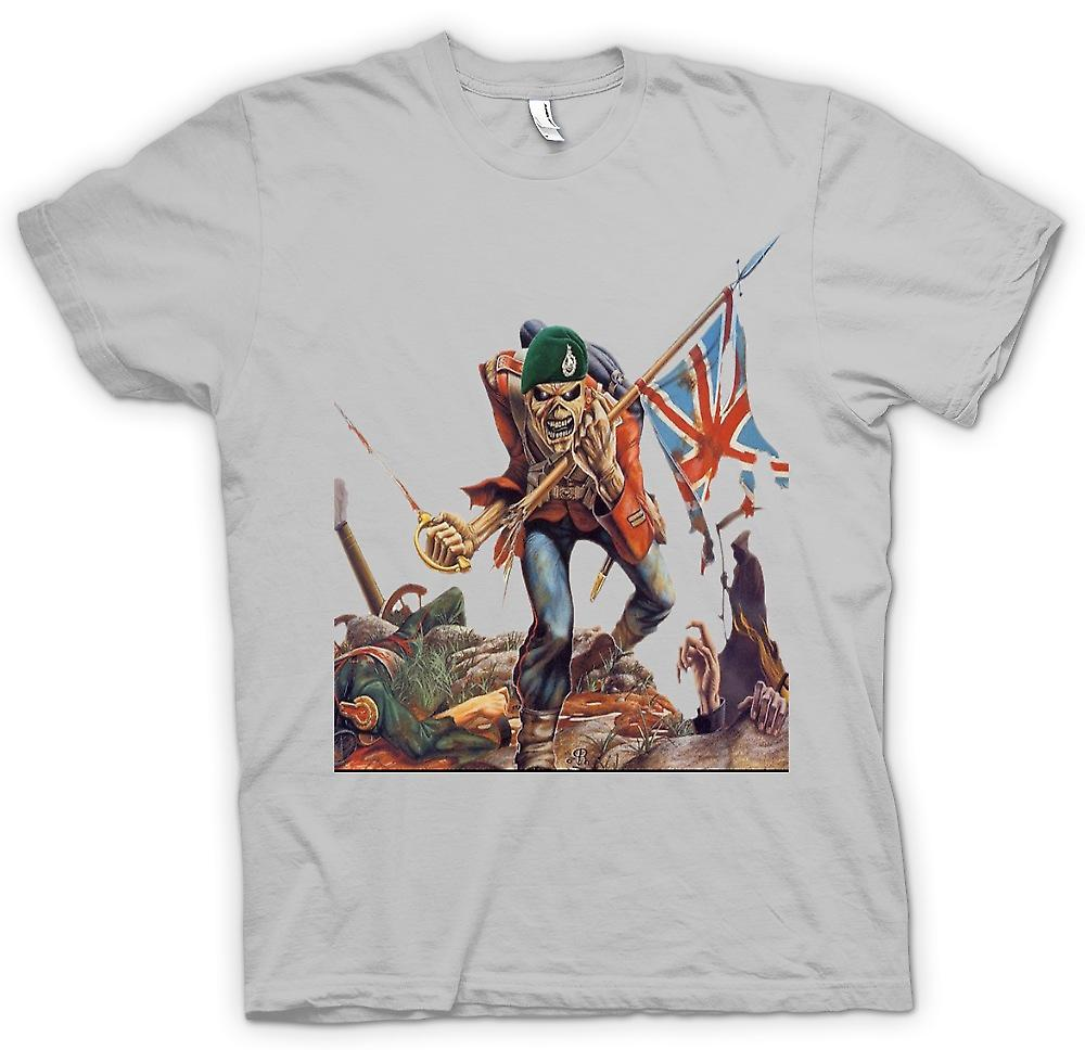 Eddie marino Royal mens t-shirt - el soldado-