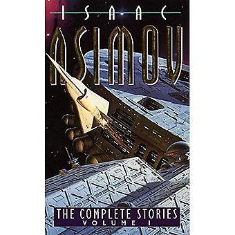 As histórias completas de Isaac Asimov: v. 1