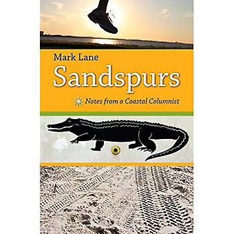 Sandspurs: Notes from a Coastal Columnist (Florida History and Culture) (Florida History and Culture (Hardcover))