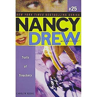 Sentiers de trahison (fille de Nancy Drew détective (Aladdin))