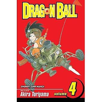 Dragon Ball: 4 (Dragon Ball (Viz em brochura))