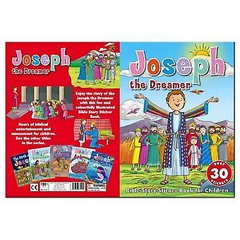 Bible Sticker Book - Joseph the Dreamer