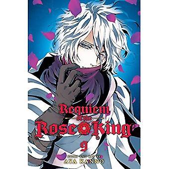Requiem av Rose konungen, Vol. 9 (Requiem av Rose konungen)