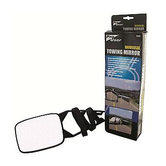 Quick And Easy Fit Universal Towing Side Mirror