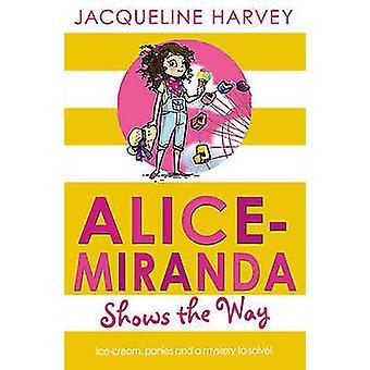 AliceMiranda indica la strada da Jacqueline Harvey