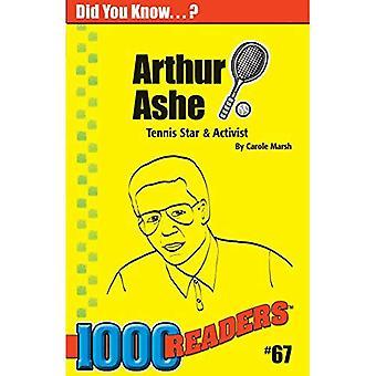 Arthur Ashe: Tennis Star &� Activist