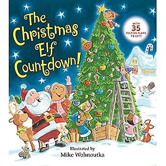 The Christmas Elf Countdown! [Board book]
