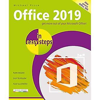 Office 2019 in easy steps (In Easy Steps)